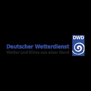 DWD Deutscher Wetterdienst Logo