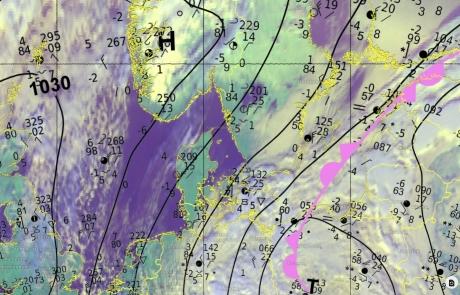 trivisWS weather information