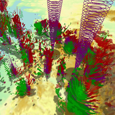 NinJo 3D imaging