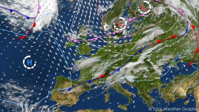 TriVis Weather Graphix ISO weather visualization 2