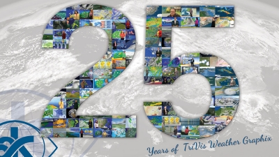 25 years of TriVis Weather Graphix